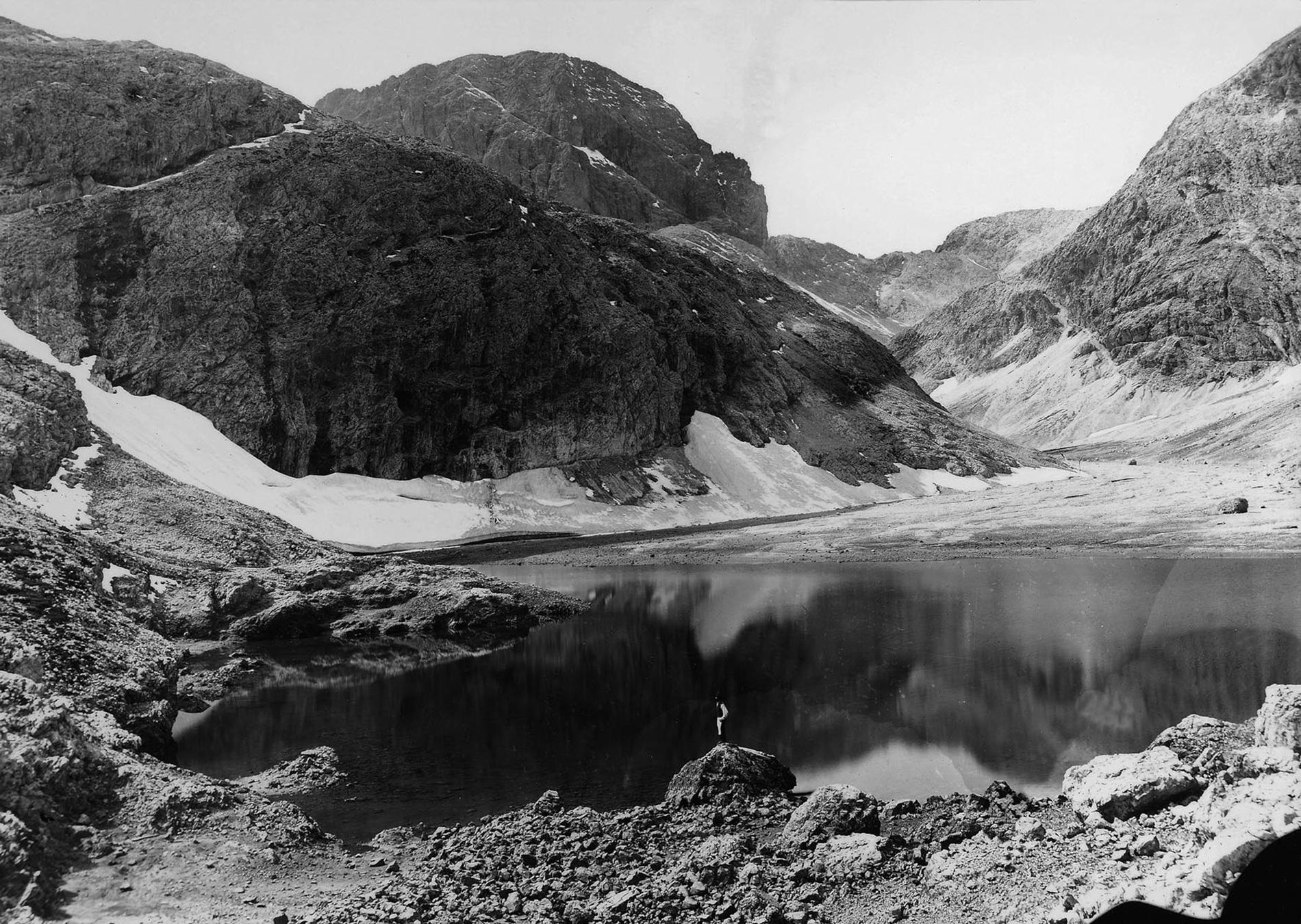 15 Fotodiagnostik Franz Dantone Lago di Antermoia