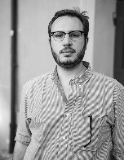 4 Ritratti Scrittura Festival Davide Baldrati