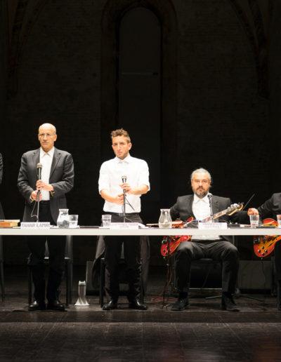 9 Il Volo Teatro delle Albe Davide Baldrati