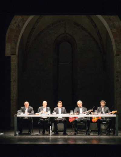1 Il Volo Teatro delle Albe Davide Baldrati