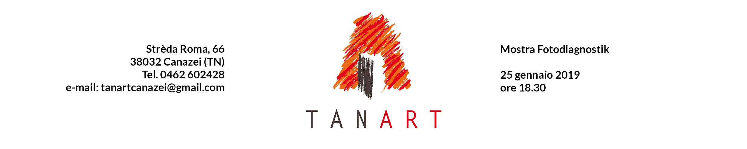 Tan-Art Galleria di Canazei – Mostra Fotodiagnostik